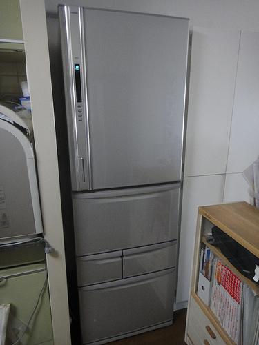 冷蔵庫が壊れて、食材とおいかっけこ | いたむ前に食べろ~!