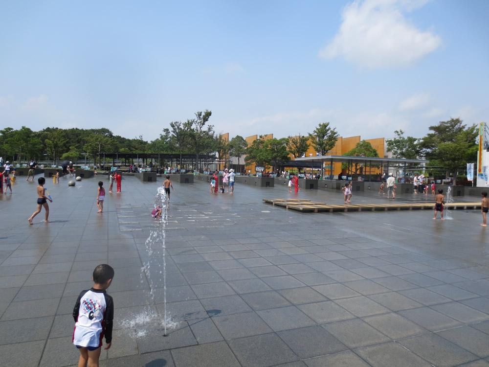 浜松で夏休み1発目のレジャー2013夏