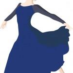 社交ダンスパーティーの司会の衣装ってどんなだろう?