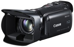 Canon iVIS HF G20のスポットライトモードが舞台撮影に適している。