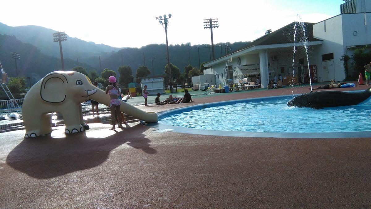 愛川町の田代運動公園プールはすべてにおいてオススメ