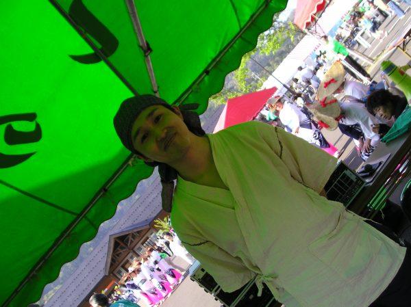 福井県鯖江市の漆の里祭り