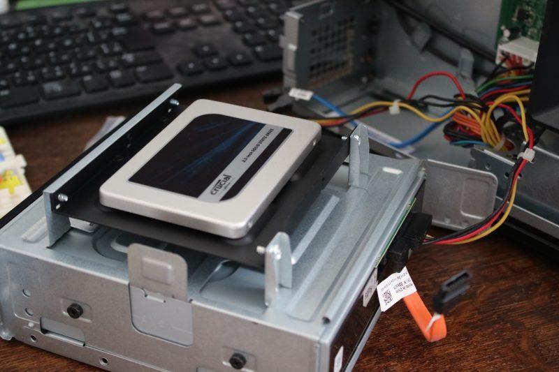 3万円の低スペックPCを+2万円で10万円レベルのPCにする。
