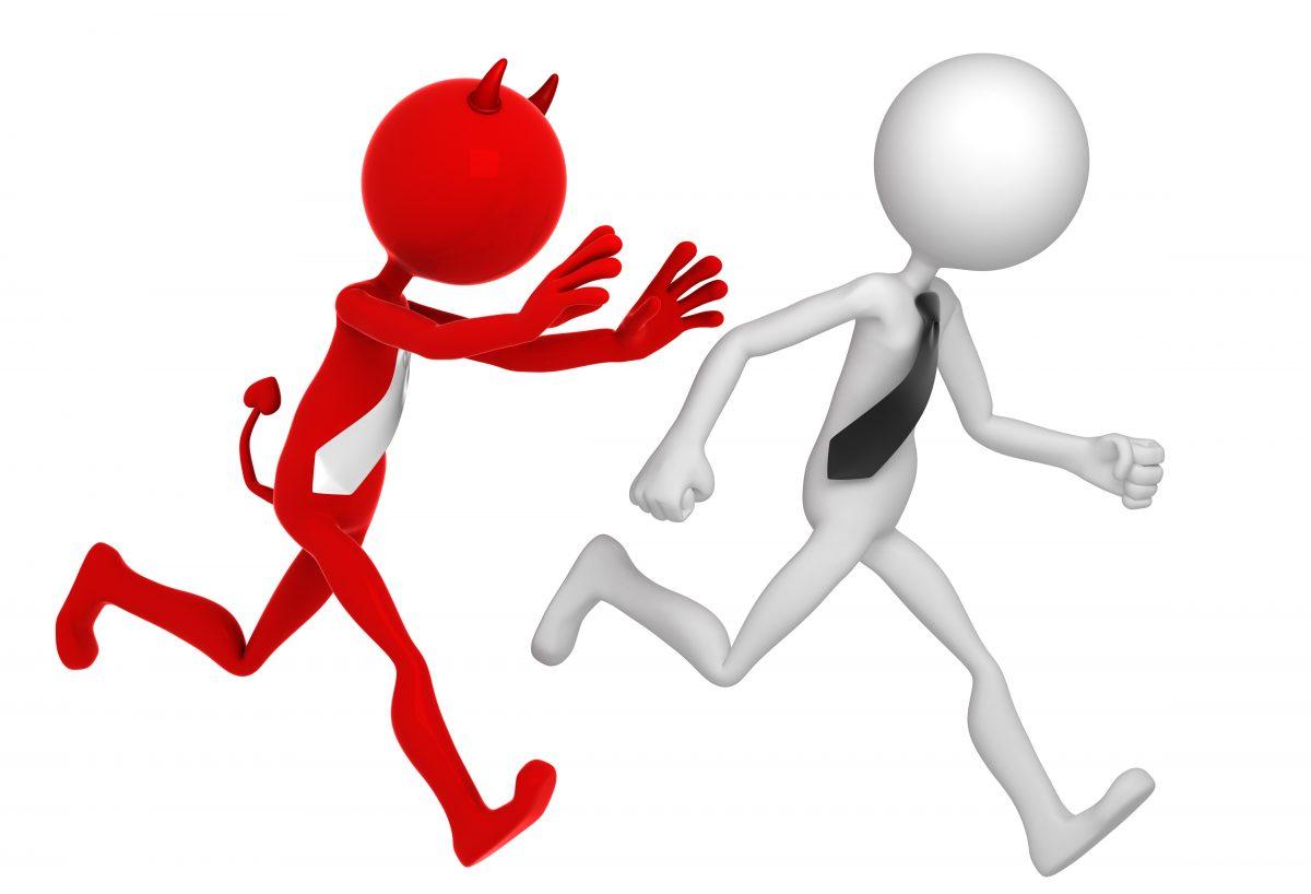 逃走は本能。進化に必要。嫌だ!と思う心は明日への道しるべ。