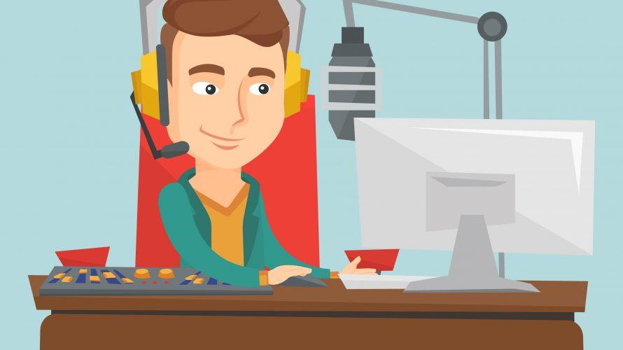 ラジオパーソナリティーこそ複業に最適